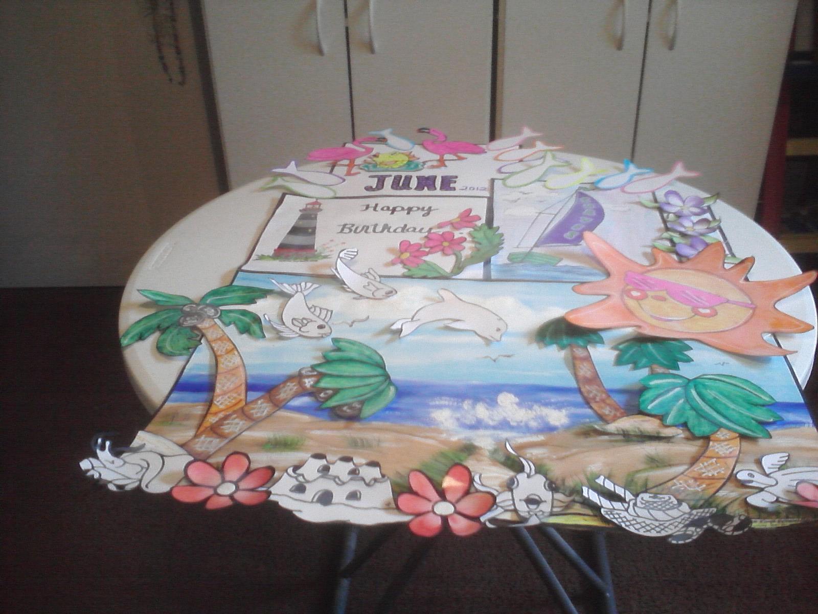 Artwork by Gloria Faye Brown Bates/aka Granny Gee