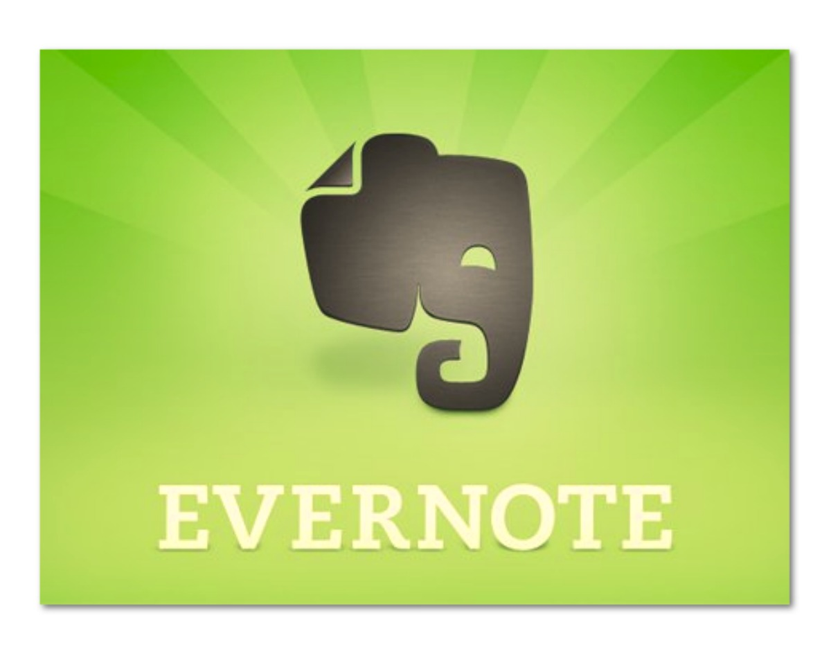 EVERNOTE, the Evernote Elephant logo and REMEMBER EVERYTHING are trademarks of Evernote Corporation and used based on their license agreement for such use. https://evernote.com/trademark/