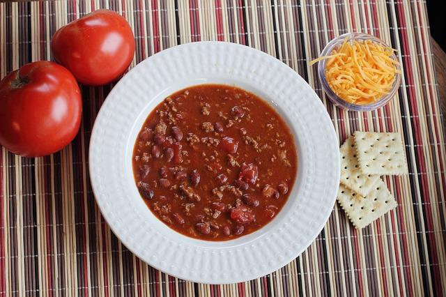 https://pixabay.com/en/chili-con-carne-chili-recipe-448364/