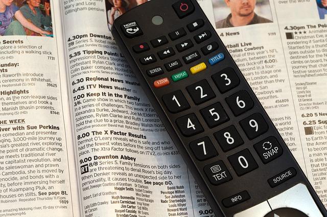 http://pixabay.com/en/television-remote-control-525705/