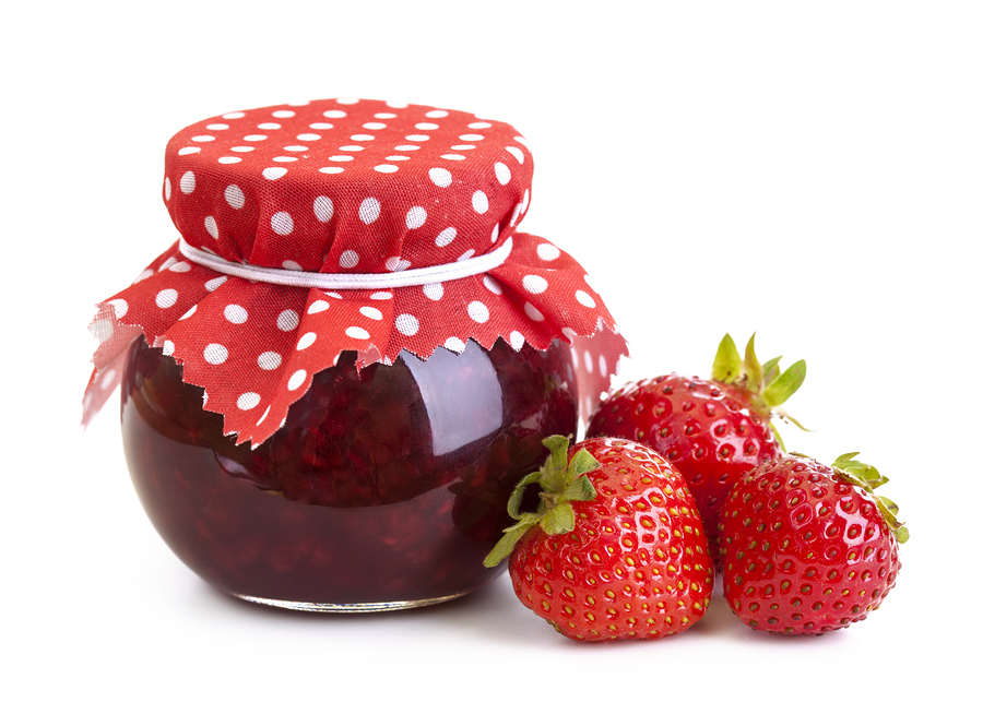 recipe strawberry jam how to make jam this way 8 strawberry jam share ...